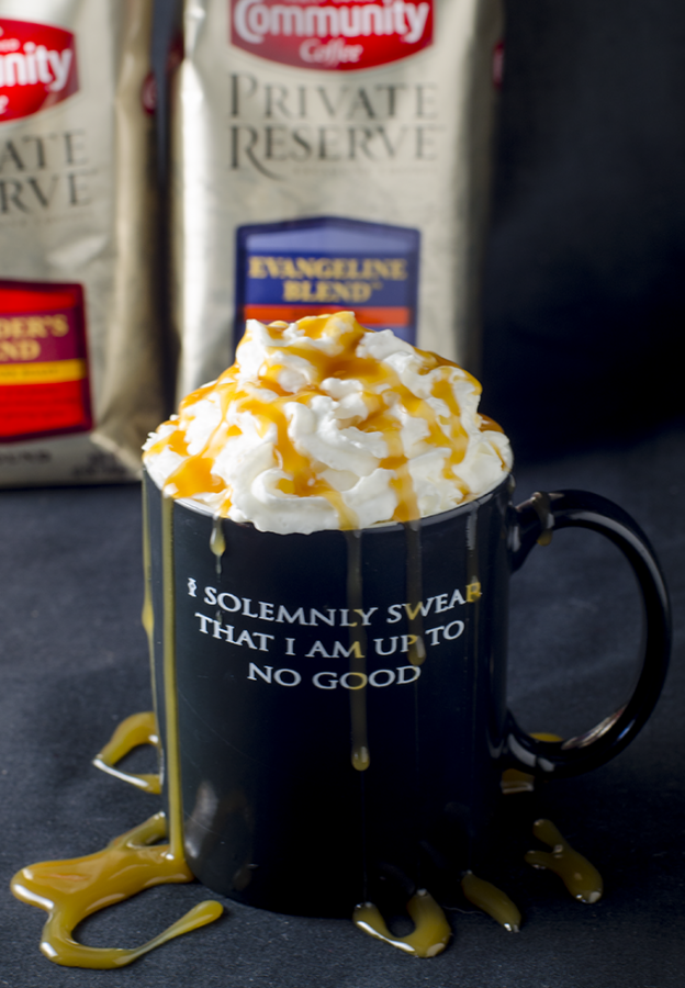Butter Beer Latte Recipe