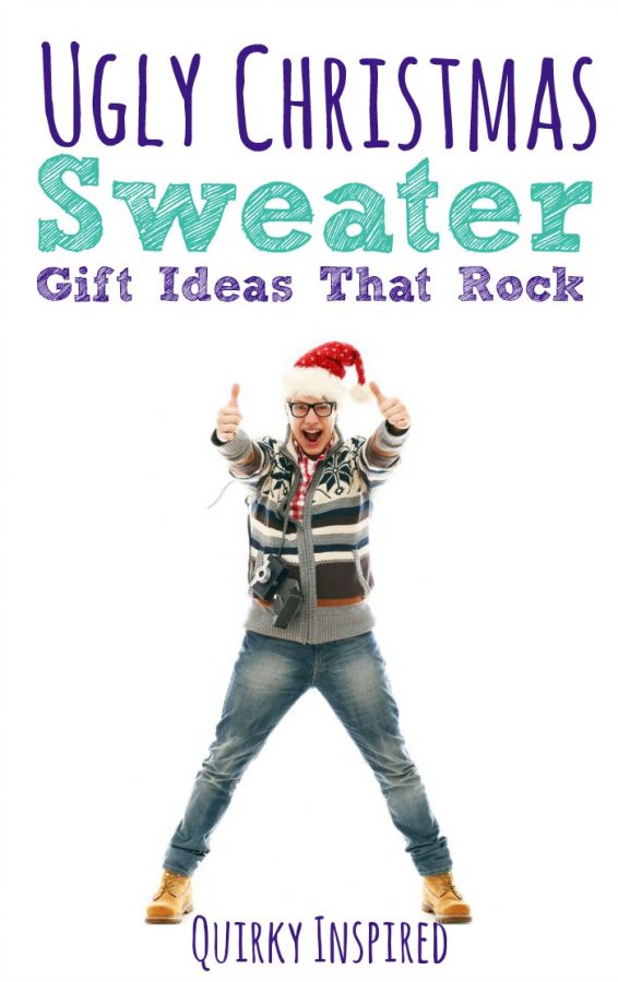Ugly Christmas Sweaters Gift ideas