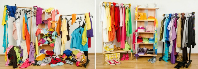 Kick clutter in the ass, check out these tips how to clean your room quickly.