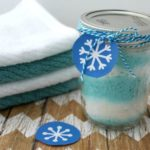 This is seriously one of my favorite homemade body scrubs. It's fun to pamper yourself for pennies, or you can give it as a gorgeous homemade gift.