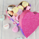 Homemade Valentine's Day Treat Boxes Easy Enough a 4 Year Old Can Do It!