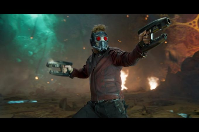 New Guardians of the Galaxy Vol. 2 Trailer and Posters!