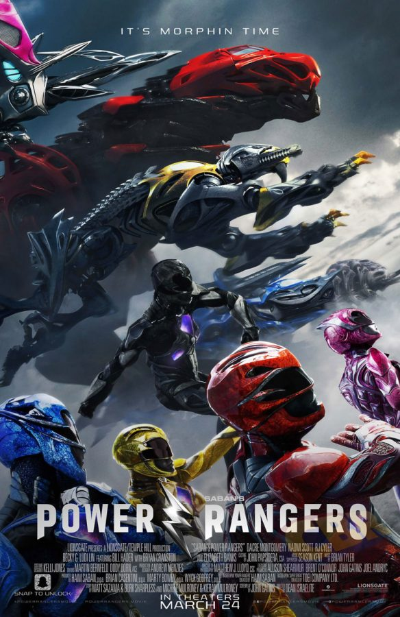 Free Movie Tickets Offer for Power Rangers Perfect for Easter!