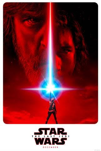 NEW Star Wars: The Last Jedi Trailer and Poster.