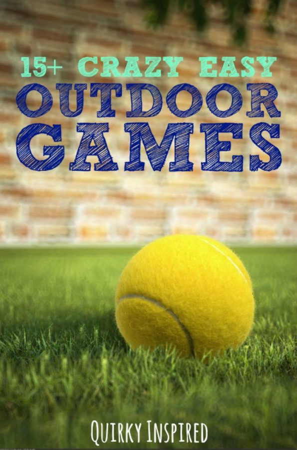 Heading outdoors? Check out these fun outdoor game ideas so your next party is a blast!