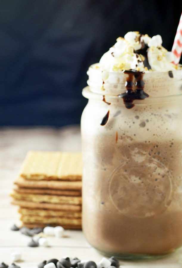 This delicious frozen coffee recipe is so good it's better than drive through coffee!
