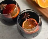 Crockpot Mulled Red Wine