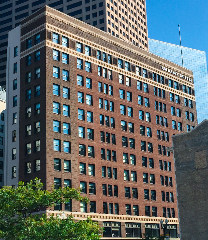 Looking for places to stay in Minneapolis? Check out Embassy Suites Downtown Minneapolis