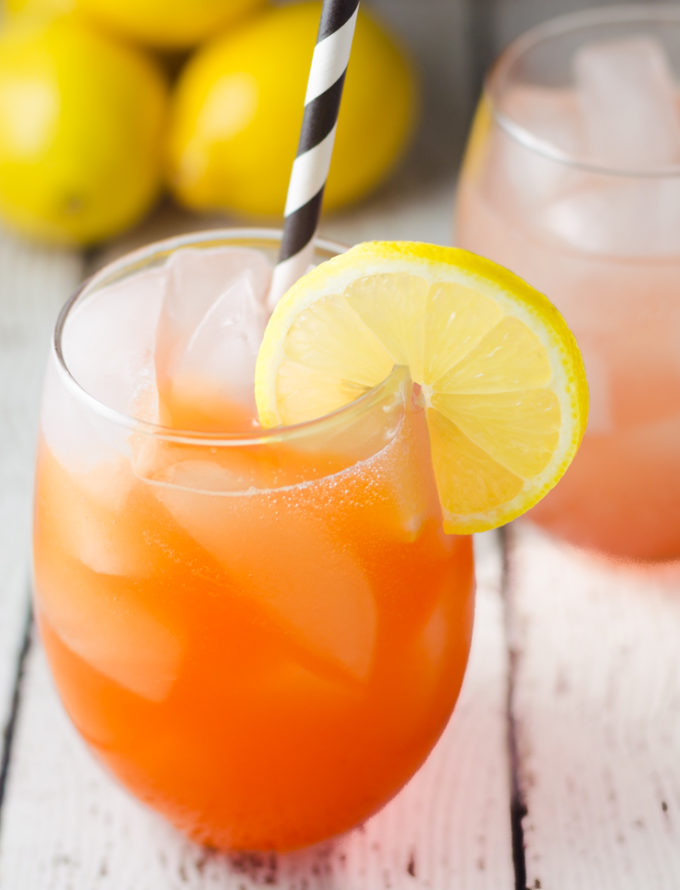 Mike's Hard Lemonade Punch Recipe