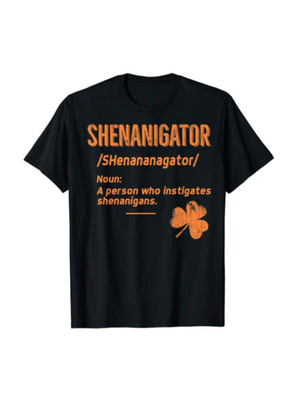 Funny Pattys Day Tees
