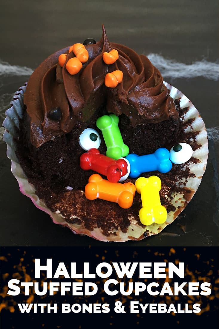 These fun Halloween cupcake ideas are sure to be a hit at your next Halloween party!