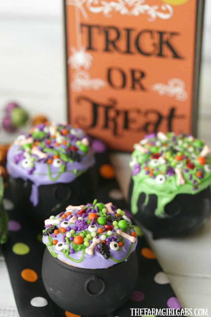 These halloween cupcake ideas are some of the best Halloween cupcake ideas on the Internet. Fun, creepy and tasty!